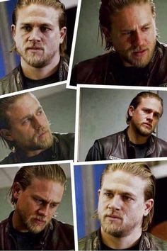 Its been such an emotional season for jax... Charlie amazes me!