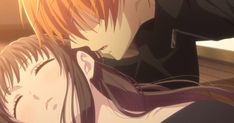 """Fruits Basket Episode 14 Fruits Basket Episode 14 """"Mysterious connections abound as Furuba's plot thickens at the tail end of this beautifully exhausting episode. Manga Anime, Fanarts Anime, Anime Couples Manga, Cute Anime Couples, Otaku Anime, Anime Art, Manga Girl, Anime Characters, Anime Girls"""