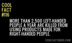 As a lefty, this is terrifying. It was probably fucking right handed scissors.