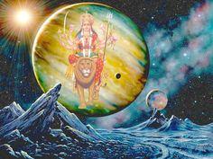 108 Sacred Names of Maa Durga