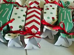 Handmade Garland Candy Box Christmas Theme / Party Supply / Home Decor /Christmas Ornament ,Party Decor, Wreath Supply