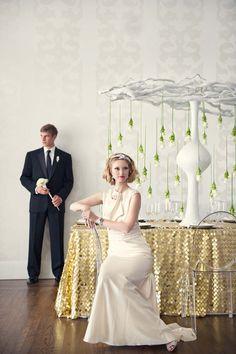 New Years Eve Wedding Inspiration   Carla Ten Eyck Photography   Reverie Gallery Wedding Blog