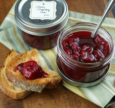 Guest Post: Cherry Strawberry Jam by Lisa of Authentic Suburban Gourmet