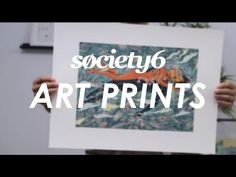 Foxes Art Print by Amy Hamilton   Society6