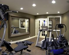 104 best exercise rooms images in 2020  workout rooms at