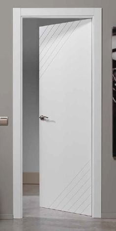 Puertas Lacadas : Puerta lacada B539