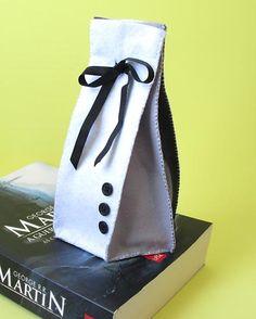 Como fazer uma embalagem em feltro para presentes | Vila do Artesão