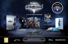 Kingdom Hearts 1.5 & 2.5 North America Collector's Edition