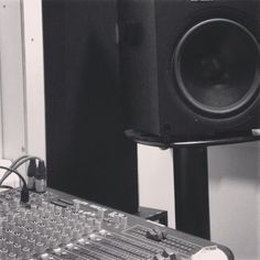 New project! #triphop #hiphop #phasing #music #studio #production #speakers #missingfalmouthuni