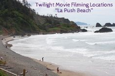 Twilight Movie Road Trip : La Push Beach