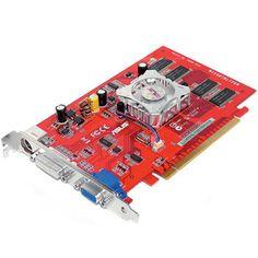 Placi video second hand ASUS ATI Radeon X550 128MB DDR 64-bit