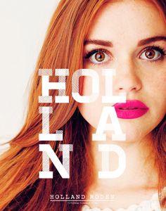 Holland Roden iPhone Wallpaper
