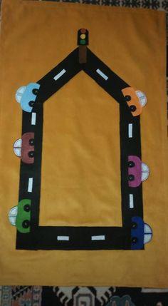 Felt Crafts Diy, Felt Diy, Arts And Crafts, Islam For Kids, Baby Nest, Classroom Decor, Ramadan, Art For Kids, Homeschool