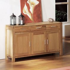 Storage and style go hand in hand with our selection of sideboards ROYAL OAK. Royal Oak, Kitchen Dining, Dining Room, Sideboard, Cabinet, Storage, Furniture, Home Decor, Style