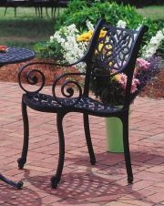 Segovia & Fern - Patio Collections - Three Coins Cast Cast Iron, It Cast, Outdoor Furniture, Outdoor Decor, Ferns, Garden Paths, Patio, Collections, Home Decor
