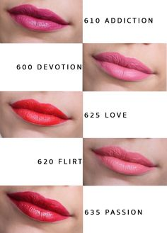 blog-beaute-ultra-hd-matte-lipcolor-revlon-avis-swatch