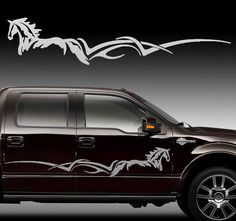 "Side Body Horse Stripe Decal Graphic Truck Trailer 60"" | eBay Motors, Parts & Accessories, Car & Truck Parts | eBay!"