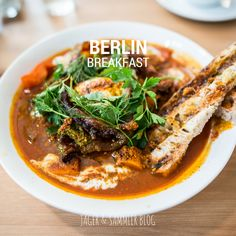 FOOD GUIDE // Frühstück in Berlin