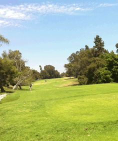 Rancho Park Golf Course.