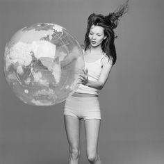 kate moss in the nineties with the world by patrick anderson