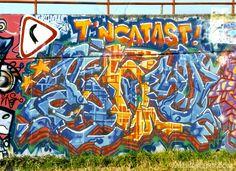 ktm napoli graffiti Graffiti, Comic Books, Neon Signs, Comics, Cover, Art, Murals, Art Background, Comic Strips