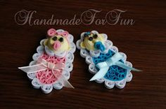 FunQuilling (quilling babies?)