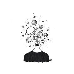 drawings doodle grunge sad weheartit easy doodles dark heart simple sketches outline kawaii overlays hipster