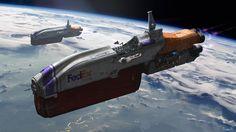 Cargo Ship, Milan Martinec aka Plumm on ArtStation at http://www.artstation.com/artwork/cargo-ship-1dc4033f-8c95-4f86-981a-bf0d44b86e1c