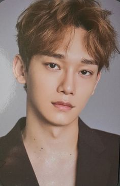 첸 | Chen | EXO | 엑소 | Kim Jongdae | 2019 Season greeting | 'ㅅ' #exo #chen Daejeon, Kris Wu, Luhan And Kris, Baekhyun Chanyeol, Pelo Ulzzang, Spirit Fanfic, Xiuchen, Kim Minseok, Exo Ot12