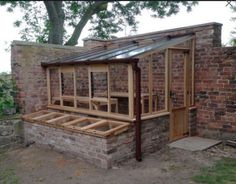 Amazing Shed Plans - Abri de jardin sympa Now You Can Build ANY Shed In A Weekend Even If You've Zero Woodworking Experience! Start building amazing sheds the easier way with a collection of shed plans! Lean To Greenhouse, Greenhouse Plans, Greenhouse Gardening, Vegetable Gardening, Cheap Greenhouse, Organic Gardening, Greenhouse Frame, Homemade Greenhouse, Portable Greenhouse