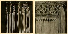 The Imperial Macrame Lace Book by the Barbour Brothers of New York, 1877