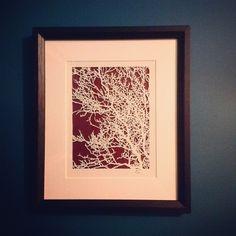 Framed papercut Paper Cutting, Create, Artwork, Work Of Art, Auguste Rodin Artwork, Artworks, Illustrators