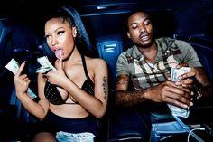 Nicki Minaj Puts Meek Mill in His Place #NickiMinaj...: Nicki Minaj Puts Meek Mill in His Place #NickiMinaj… #NickiMinaj