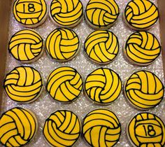 Water Polo Cookies