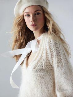 Siri Tollerod | ELLE Norway | 2018 Cover | Fashion Editorial