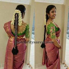 Elbow Length Peacock Blouse | Saree Blouse Patterns