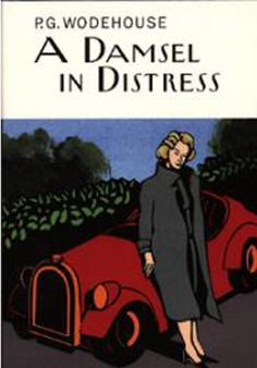 A Damsel in Distress by P.G. Wodehouse // My kind of beach read. Sarcasm and wit wrapped around a fluffy story inside.