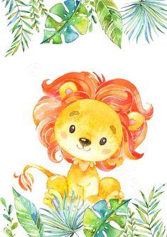 Set of 4 Safari Animal Prints, Jungle Animal Nursery Prints, African Safari Animals Wall Art, Safari Nursery, Tropical Jungle Nursery Art Set of 4 Safari Animal Prints Jungle Animal Nursery Prints Jungle Nursery, Animal Nursery, Nursery Prints, Nursery Wall Art, Animal Prints, Art Prints, Quote Prints, Painting Prints, Paintings