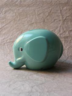 Elephant Money Bank Salvadanaio