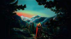 "fandom Loki 2014 - ""Вдвоём"" (авт. Солнечная кошка Ликс)"