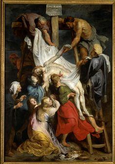 Pierre Paul Rubens Descente de croix