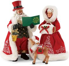Department 56 Possible Dreams Limited Edition A Merry Christmas Caroling Figurine