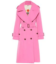 Burberry - Regina 30 wool trench coat | mytheresa.com