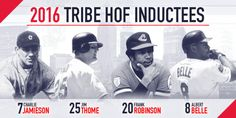 Cleveland Indians legends Thome, Belle, Robinson, Jamieson to be inducted into Indians Hall of Fame in 2016 Jim Thome, Cleveland Indians Baseball, Baseball Training, Fan Picture, American League, Baseball Cards, Tailgate Food, Mlb, Legends