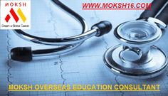 MOKSH - With 11.35 Lacs NEET aspirants appearing on 7th May only to grab 25,000 medical seats in India, its better to understand all your options including MBBS in USA & other countries.  WWW.MOKSH16.COM  LIVE AND INTERACTIVE COUNSELLING WEBINAR ON YOUR PC / LAPOP / SMART PHONE TO GUIDE AND SUPPORT TO CLARIFY ALL YOUR DOUBTS AND QUERIES ABOUT THE ADMISSION PROCESS FOR MBBS. WE HELP YOU TO CHOOSE THE COUNTRY & TOP RANKEDUNIVERSIY AT LOWBUDGET. IT IS TOTALLY FREE OF COST. TO ATTEND THE WEBINAR…