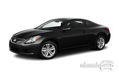 2010 Nissan Altima Coupe = want!