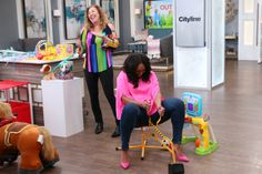 Cityline - Hosted by Tracy Moore