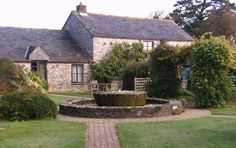 Tredethick Farm Cottages, Lostwithiel, Cornwall.  Have been here 10+ times and can't wait to go again on October