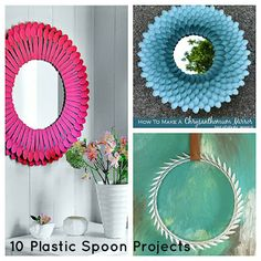 How to Recycle: Recycled Plastic Spoons and Forks