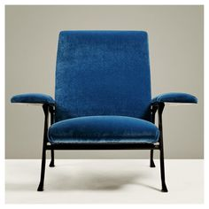 Roberto Menghi, lounge chair, Arflex, Italy, 1958